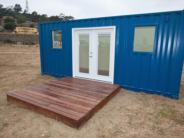 shipping container homes all stars hgtv show design shipping container homes. Black Bedroom Furniture Sets. Home Design Ideas