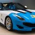 フェラーリ、新型ワンオフモデル「SP3JC」の納車を発表。F12tdfベースの特別なオープンカーに。