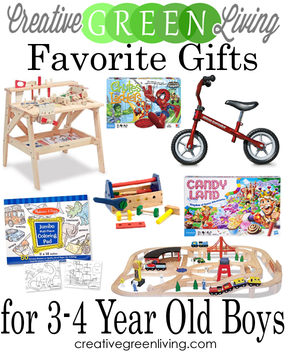 5 Year Old Christmas Gifts: 15 Hands On Gifts For 3-4 Year Old Boys