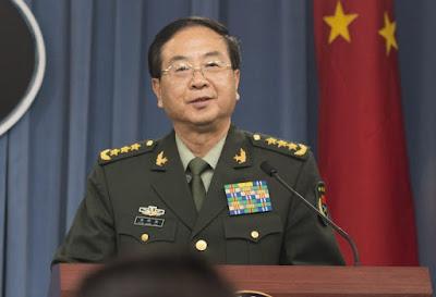 भ्रष्टाचार प्रकरणमा चिनियाँ सेनाका पूर्व प्रमुखलाई आजीवन कारावास सजाय