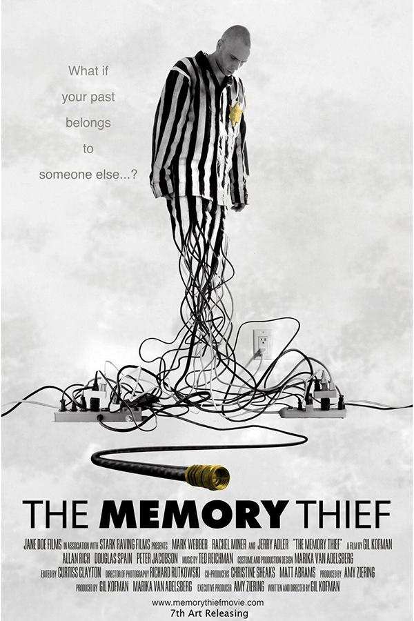 the-memory-thief-creative-movie-poster-design