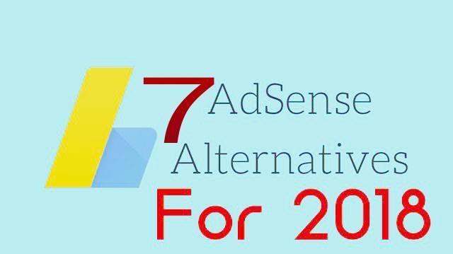 Top 7 High Paying Google Adsense Alternatives 2018 Trickswik