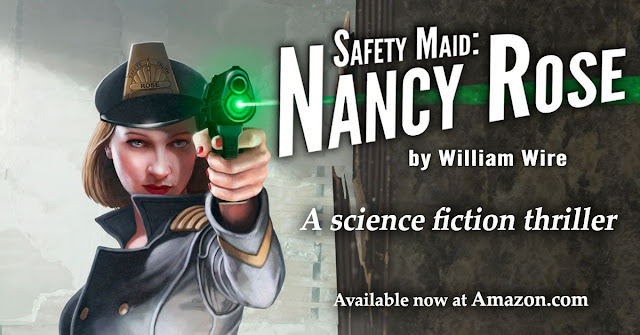 Safety Maid  Nancy Rose