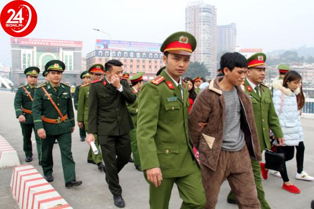 7 thiếu nữ bị lừa bán sang Trung Quốc được trở về Việt Nam