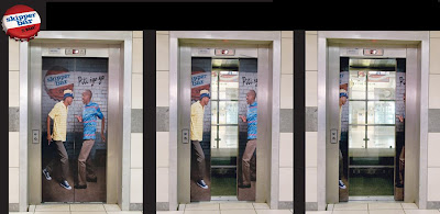 Creative and Cool Elevator Advertisements (15) 4
