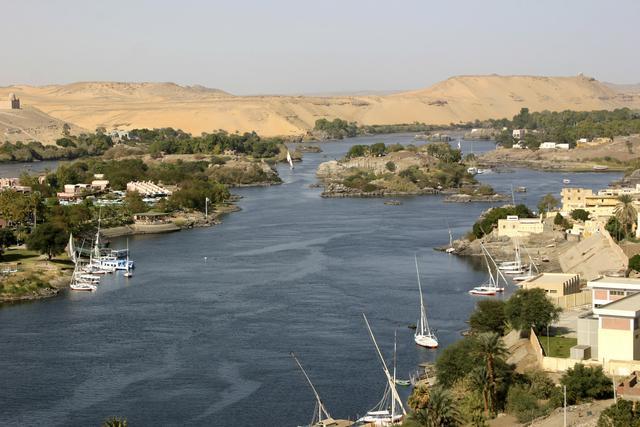 El Nilo en la actualidad