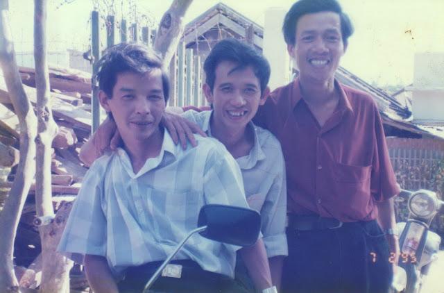 hình ảnh cũ lớp 12c PTTH Kontum 1980. Pleiku phố núi và bạn bè