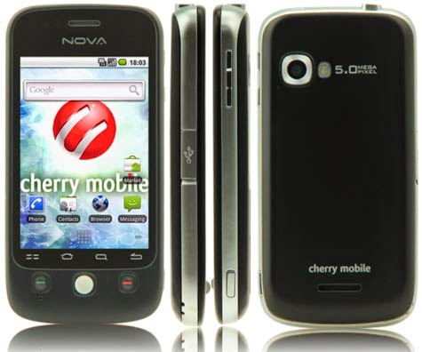 Cherry Mobile Nova
