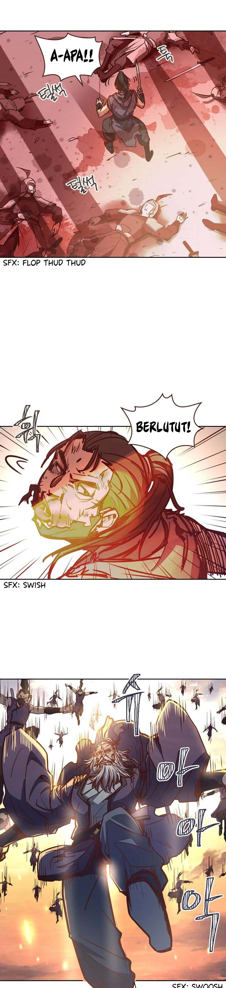 Life and Death: The Awakening Chapter 13 Bahasa Indonesia