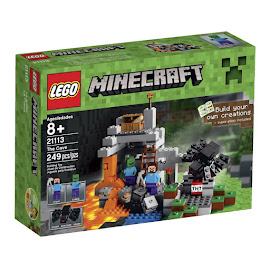 Minecraft The Cave Lego Set