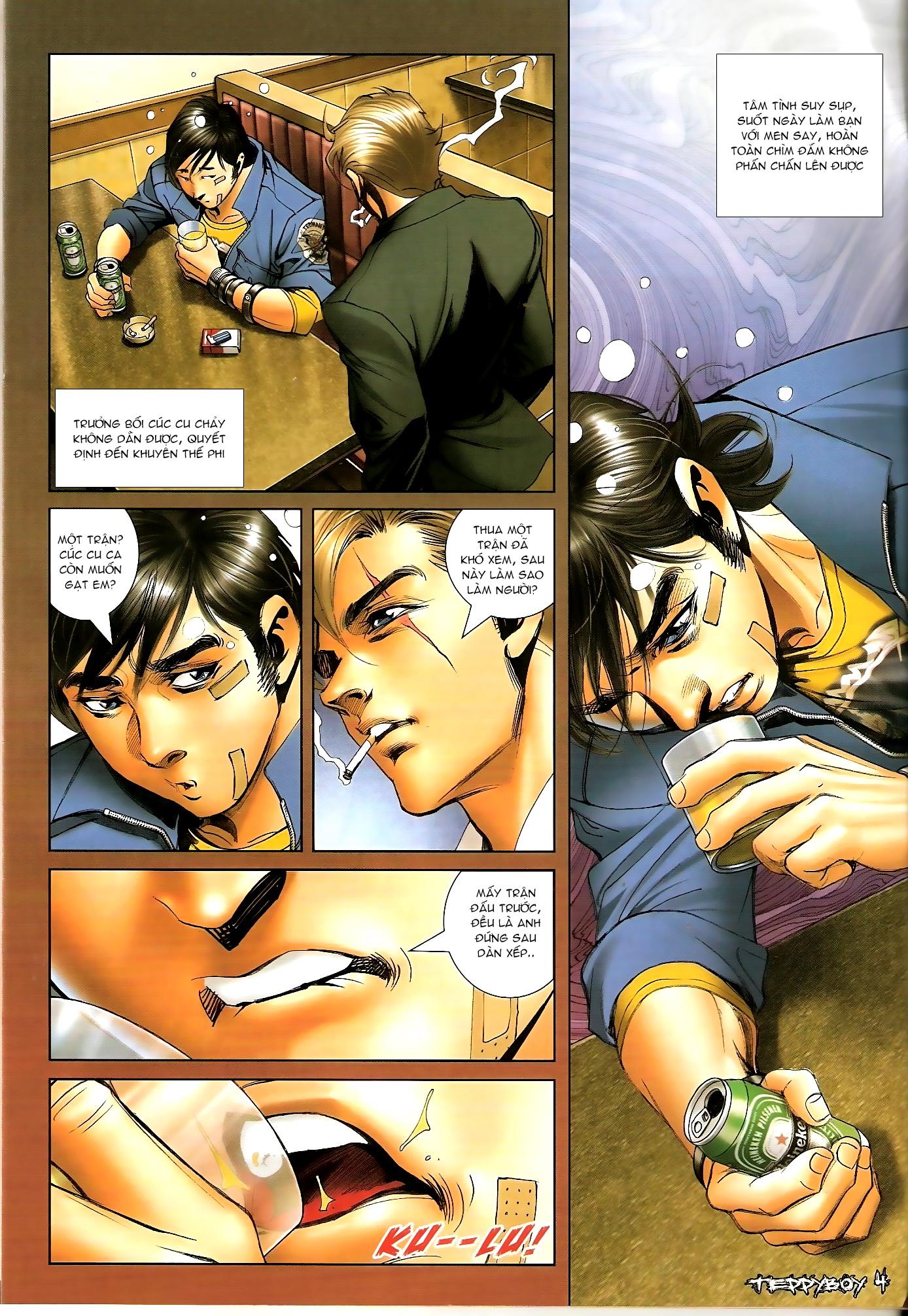 Người Trong Giang Hồ - Chapter 1311: Thiên ngoại hữu Thiên - Pic 3