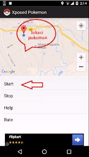 Cara Mencari Pokemon Langka Dengan Xposed Pokemon