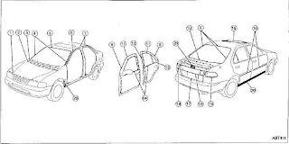 repair-manuals: Nissan Sentra B14 SR 1998 Repair Manual