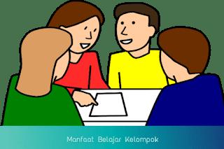 Manfaat belajar kelompok di sekolah