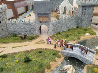 Bunratty-Castle-Diorama
