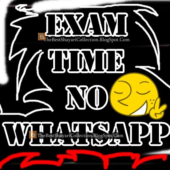 No more whatsapp exams