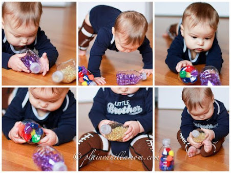 7- Atividades Sensoriais para desenvolver com Bebês em creches ou berçários