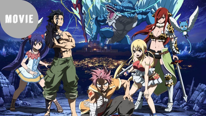 Fairy Tail Movie 2: Dragon CrySubtitle Indonesia [BD/Bluray]