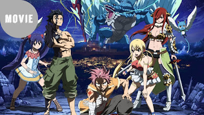 Fairy Tail Movie 2: Dragon Cry Subtitle Indonesia BD/Bluray