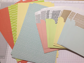 Tutti Frutti Cards and Envelopes from Saleabration