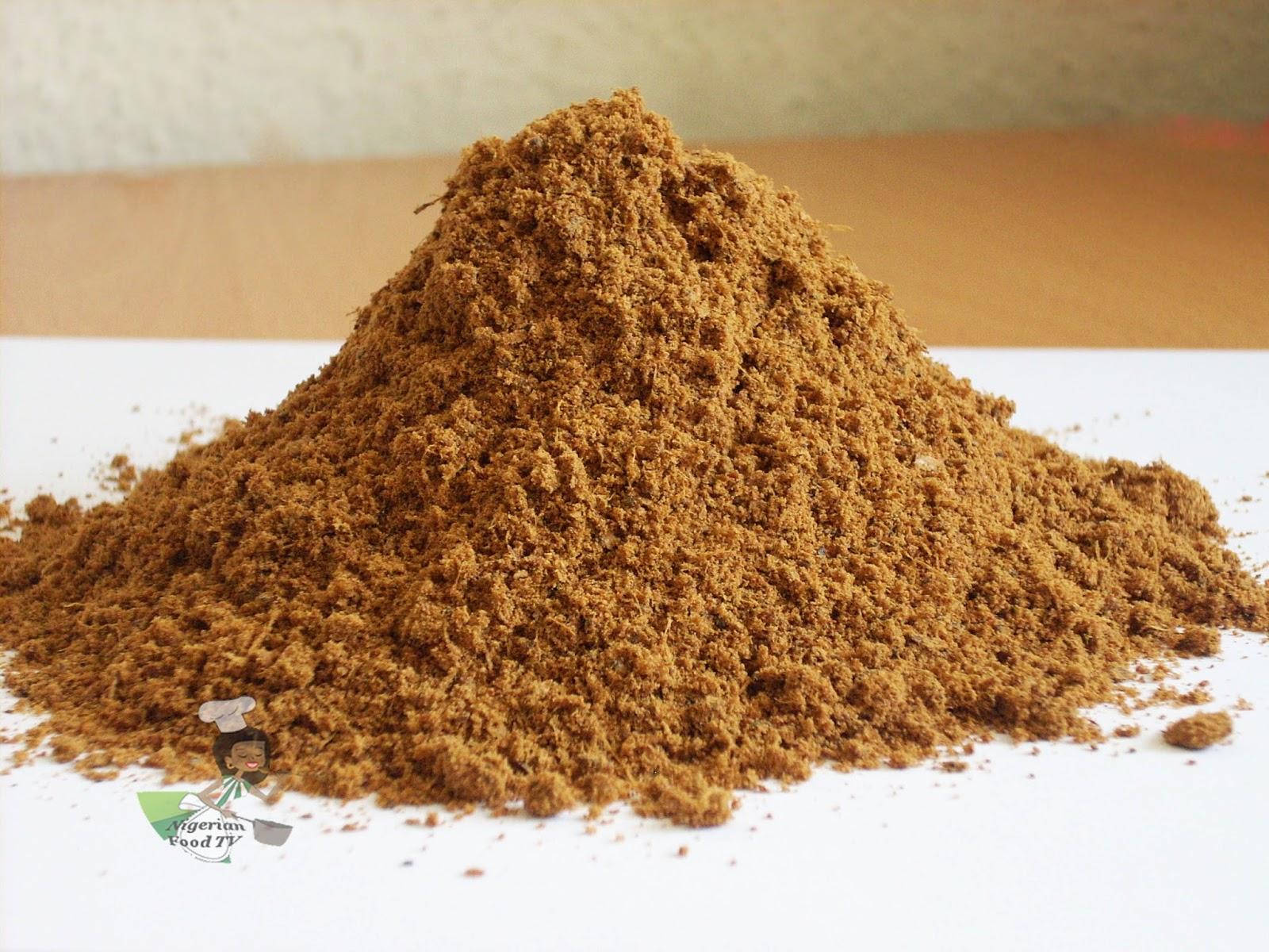 homemade nigerian pepper soup spice mix