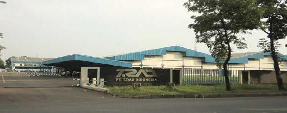 Lowongan Kerja PT T.RAD Indonesia - Operator Produksi