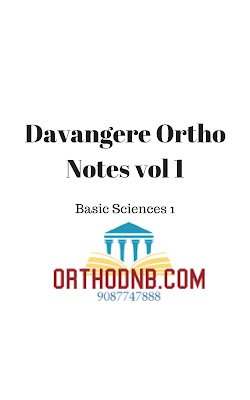 Volume 1 davangere ortho notes 2017 edition