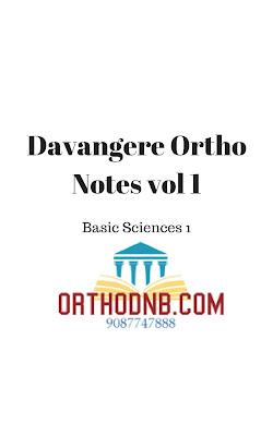 Volume 1 davangere ortho notes 2017 edition