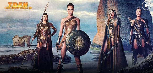 Primul trailer complet pentru filmul Wonder Woman