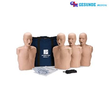 Manekin CPR Training Prestan Adult 4 Pack With Monitor