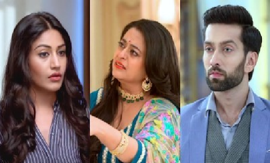 Pinky uses Bua and Oberoi's ugly family secret to separate Shivaay and Anika forever in Ishqbaaz