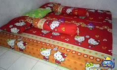 dua kamar tidur homestay