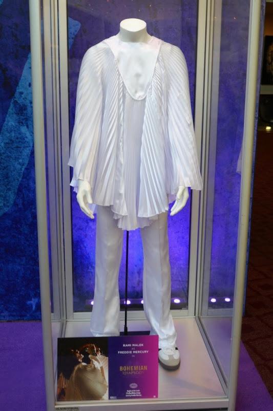 Freddie Mercury Bohemian Rhapsody Zandra Rhodes replica costume