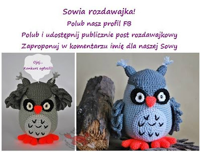 Sowia rozdawajka!
