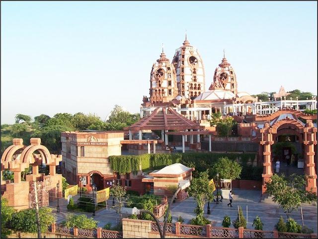 ISKON-New-Delhi-Temple