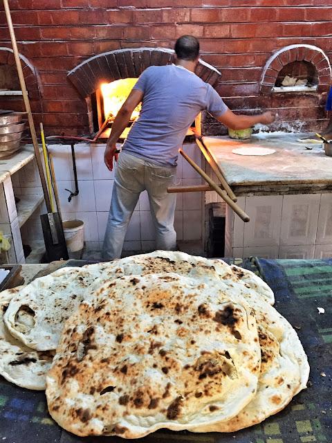 food vegetarian jordan indians mezze rotis