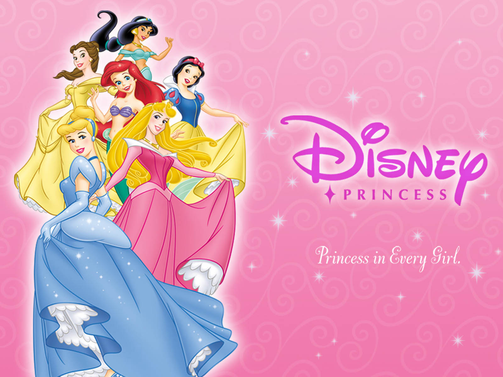 wallpaper: Disney Princess Wallpapers