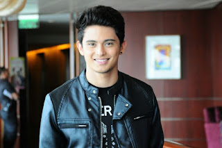 Foto Biodata Robert James Reid