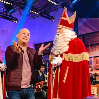 Heerlijk avondje 'Sint & Paul Pakken Uit!' op RTL 4 met Paul de Leeuw