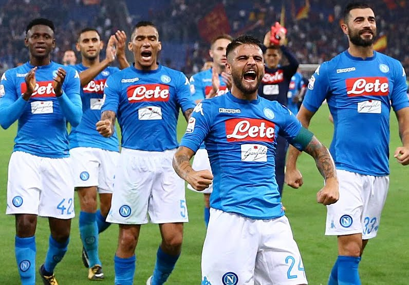 Dove Vedere Cagliari-Napoli Streaming Rojadirecta in Video Gratis Online