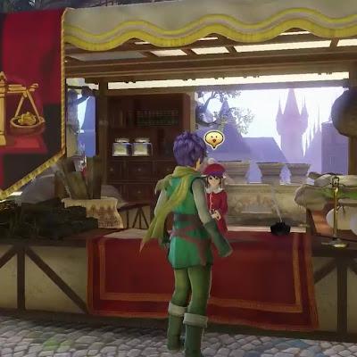 Dragon Quest Heroes II nos muestra en vídeo las instalaciones disponibles para su uso