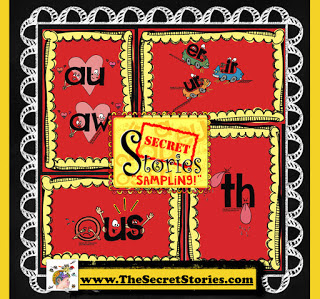 FREE Secret Stories® Mini-Poster Sample Pack