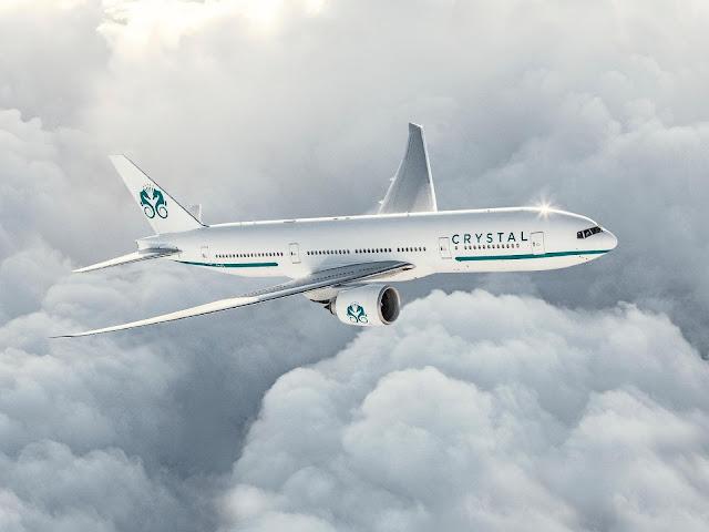Aviões voam em suas rotas sem precisar de ajustes constantes