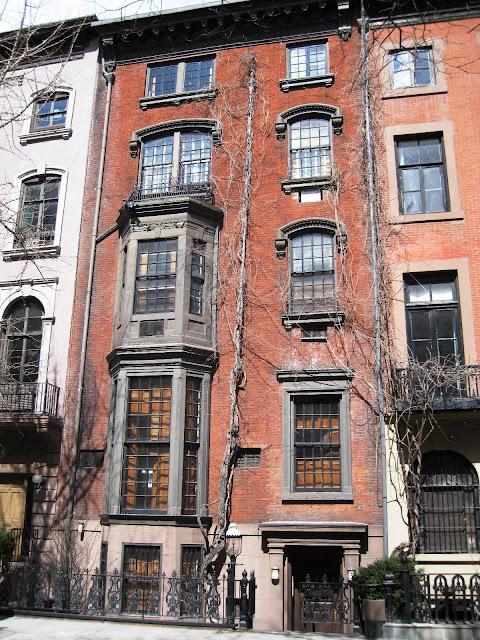 Daytonian In Manhattan The 1855 Price House No 17