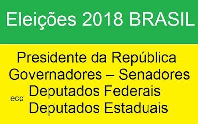 Eleições 2018 Guaíra SP Eleições Brasil 2018