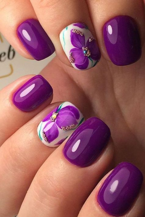 Inspirational Trends: Nail Art Ideas
