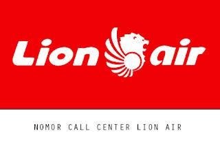 Nomor Call Center Lion Air