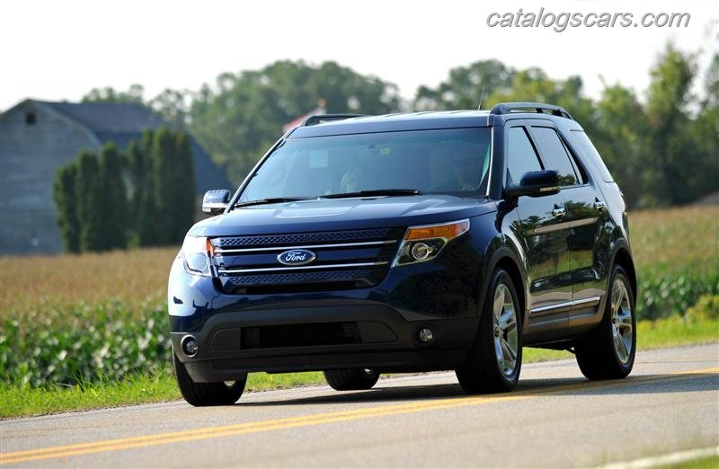 صور سيارة اكسبلورر 2013 - اجمل خلفيات صور عربية اكسبلورر 2013 -Ford Explorer Photos Ford-Explorer-2012-10.jpg