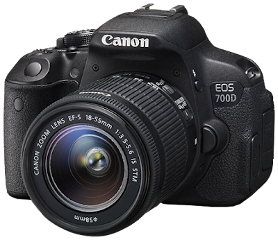 best entry level Canon cameras canon eos 700d