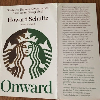 Onward - Starbucks (Kitap) Ic Kapak